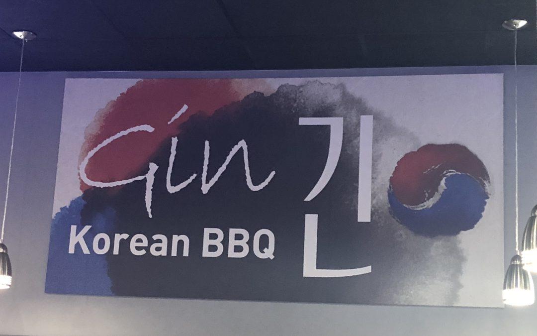 Gin Korean BBQ