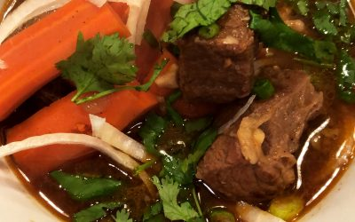 Spicy Bo Kho (Spicy Beef Stew)