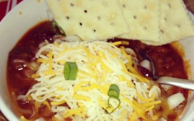 The BEST Beef Chili