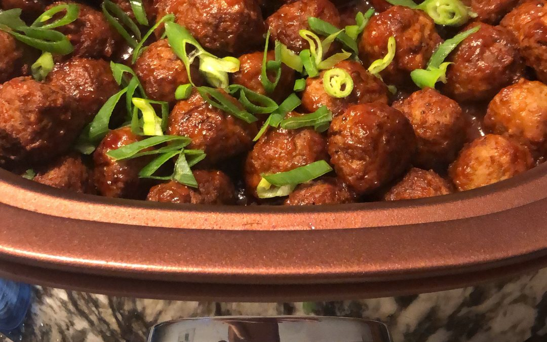 Savory Turkey Meatball