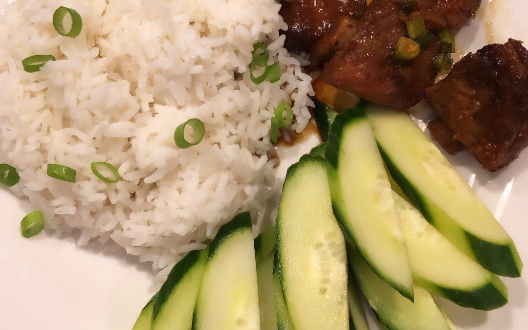 Caramelized Pork Spare Rib