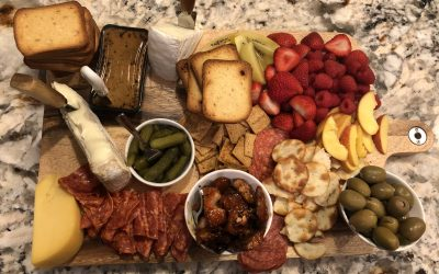 Charcuterie Board GALORE