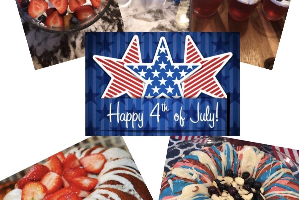 Fourth Of July Foodies