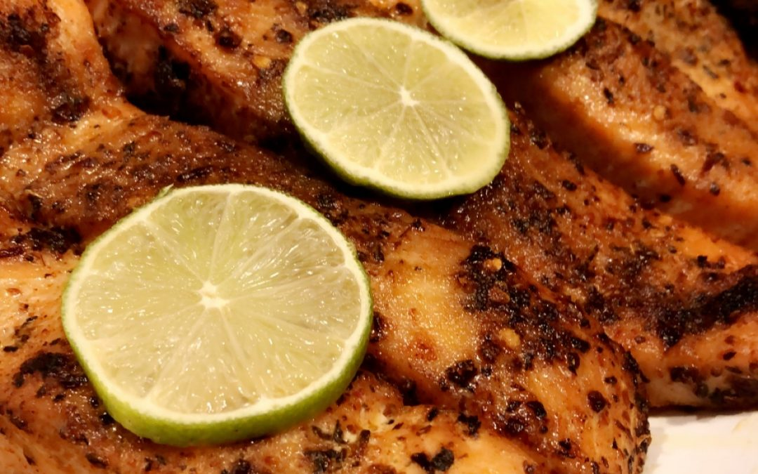 Potlatch Grilled Salmon