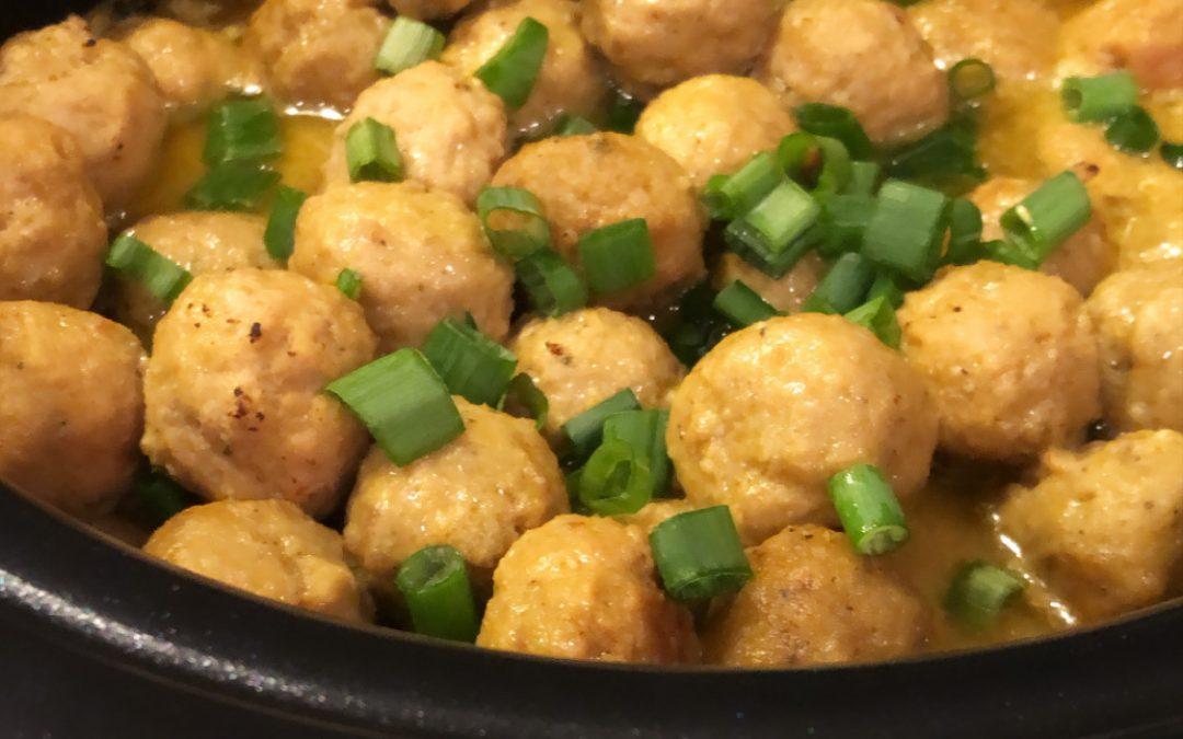 Curry Meatball