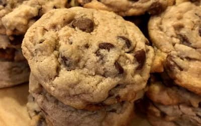 One Bowl Chocolate Chip Cookies