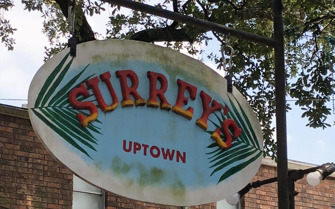 Surrey's