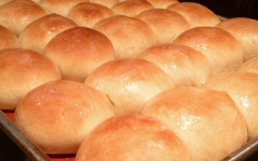 Homemade Yeast Roll