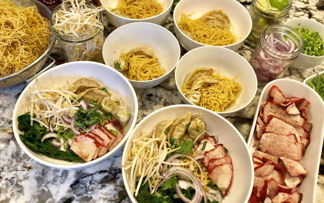 Wonton Soup (Mi Hoanh Thanh)