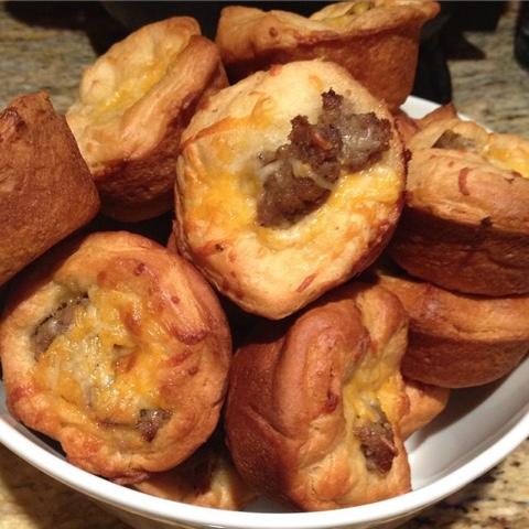 Breakfast Sausage Muffins