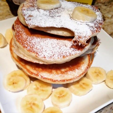 Bisquick Banana Nut Pancake