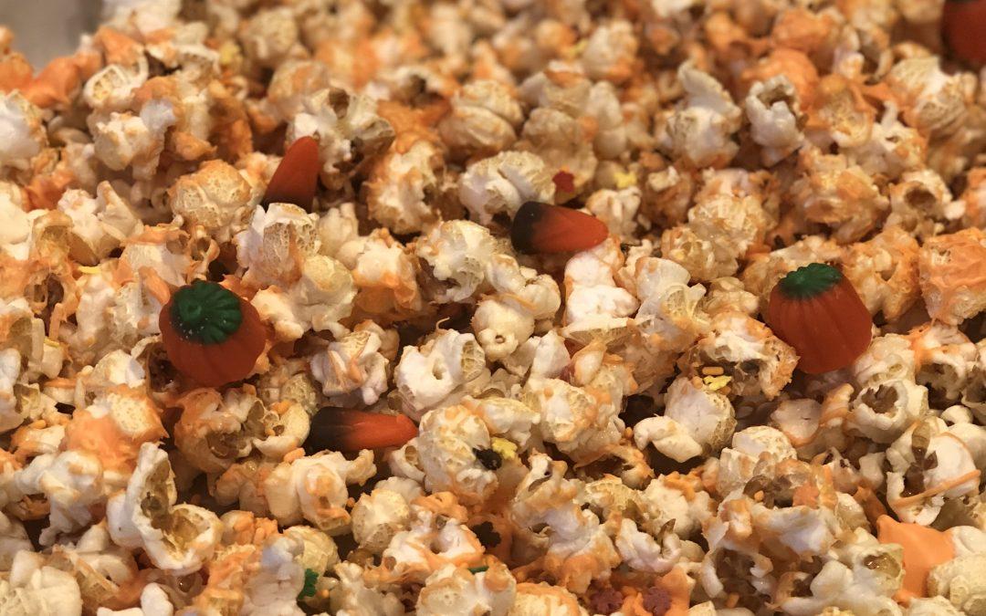 Monster Munch Candy Popcorn