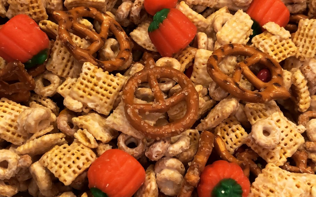 Monster Crunch Snack Mix