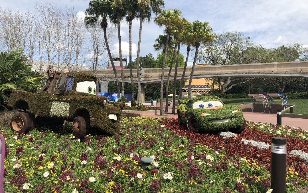 Epcot …On Day 2