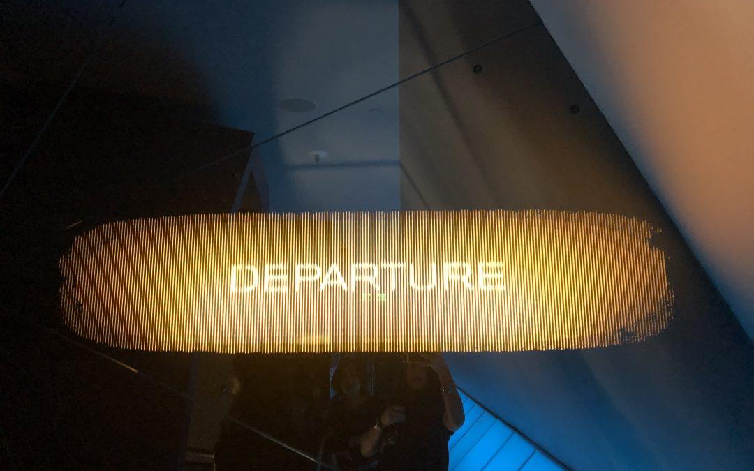 Departures Restaurant
